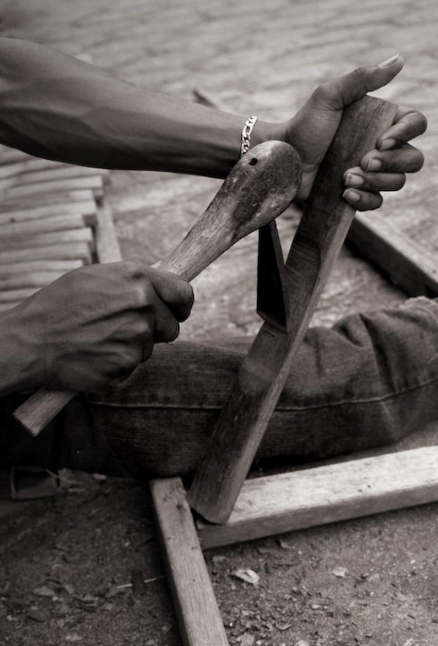 Reportage du Burkina Faso, exposition Hu-mains, photographies Noir et Blanc,Céline Loie